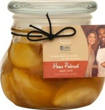 Kathy Ireland Acafe Society By Hanna's Home Preserves Apple Jelly Candle