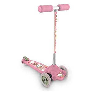Mondo Motors Hello Kitty Twist And Roll Scooter