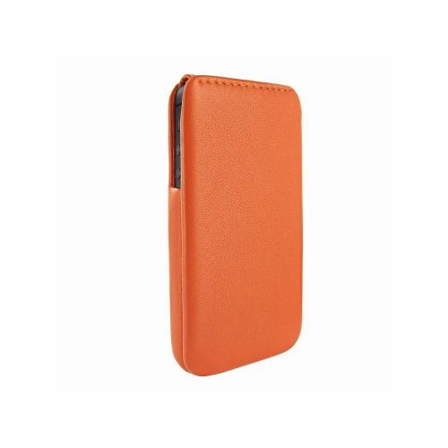 Best Price Apple iPhone 5 / 5S Piel Frama iMagnum Orange Leather Cover