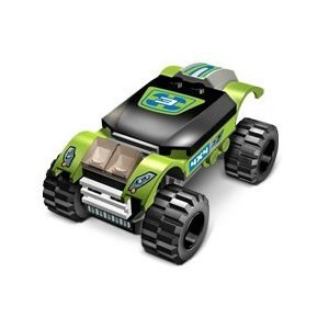 LEGO: Tiny Turbo - Fat Trax - 1