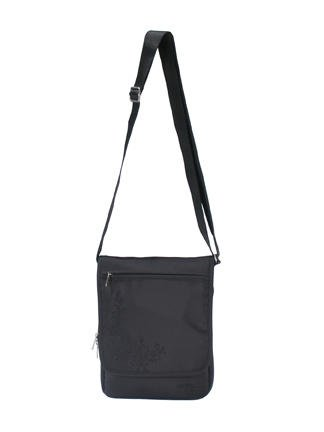AmeriBag  I Love My Life 74400 Cross Body,Black,One Size