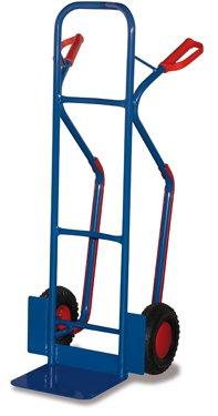 Stahlrohr-Sackkarre-250-kg-Vollgummibereifung-mit-Gleitkufen-MADE-by-VARIOFIT-Stapelkarre-Transportkarre