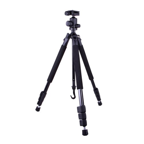 Dolica GX600B200 Proline GX Series 60 inch Aluminum Tripod and Ball Head Combo for DSLR, SLR