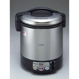 【クリックで詳細表示】リンナイ 電子ジャー付きガス炊飯器(都市ガス12A・13A用) 【こがまる】 2~11合 ブラック RR-100VL-13A: ホーム&キッチン