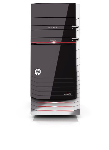 HP Envy Phoenix h9-1330ea Desktop PC (Intel Core i7-3770 3.4GHz, 6GB RAM, 2TB HDD, AMD Radeon HD7770, DVD-RAM, Windows 8)