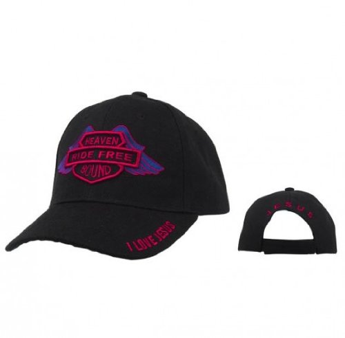 Heaven Bound Ride Free Christian Hat