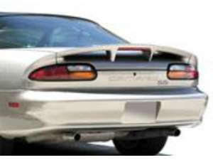 JSP 339043 Chevrolet Camaro SS Rear Spoiler Primed 1993-2002 OE Style with LED (01 Camaro Ss compare prices)