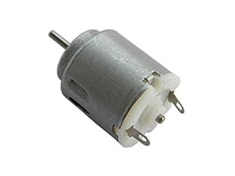 Small dc motor 3 6v 4000rpm for model toys fan pack of 2 for Small dc fan motor