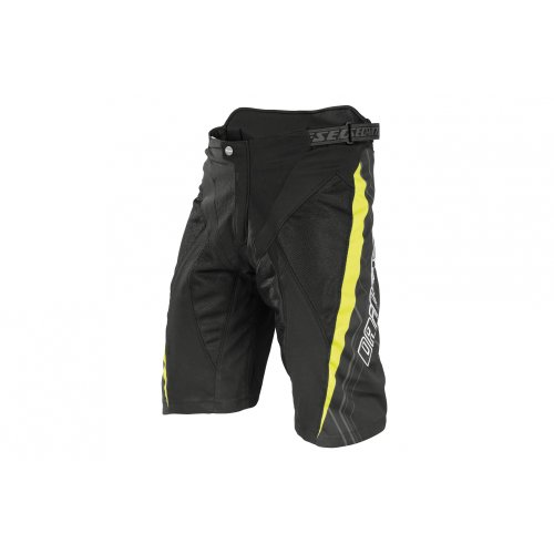 Buy Low Price Dainese Spruce Short black/light yellow/black (B009KKC4V4)