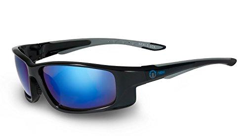 nexi-sportbrille-sonnenbrille-verspiegelt-s-10a-schwarz-blau
