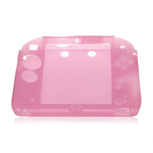funda-carcasa-silicona-rosa-para-nintendo-2ds-consola-de-juego