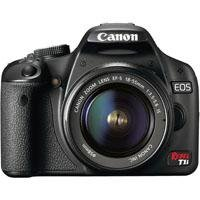 Canon EOS Rebel T1i (with 18-55mm IS Lens) is one of the Best Digital SLR Cameras Overall Under $700