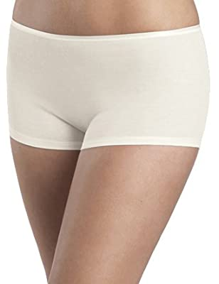 HANRO Damen Pant NA, 1631 / Cotton Seamless Shortleg by HANRO Deutschland GmbH