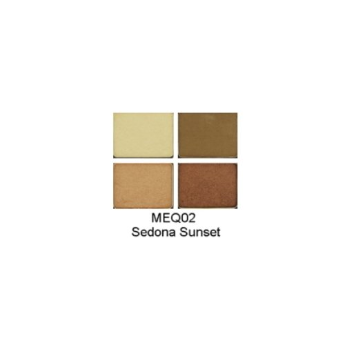 Milani Eye Shadow Quad Shadow Wear, Sedona Sunset 02 .35 oz (10 g) (Milani Eye Shadow Quad compare prices)