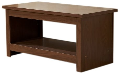 Mountrose Fuse Coffee Table, Walnut