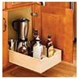 Rev-A-Shelf - 4WDB-12 - Small Wood Base Cabinet Pull-Out Drawer