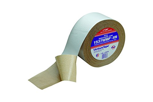 3M Venture Tape Metal Building Facing Tape 1537CW White, 72 mm x 45.7 m (Pack of 16) (White Facing Insulation compare prices)