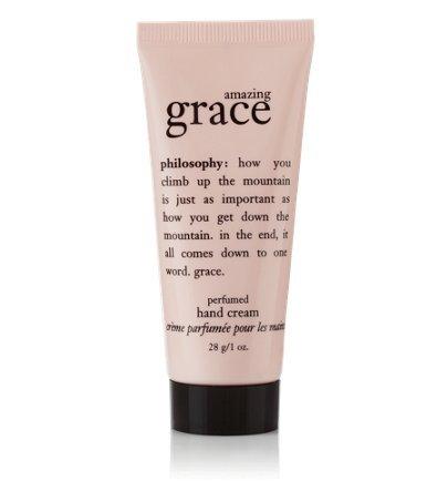 amazing grace hand cream 1.0 oz for Women