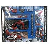 Spiderman Stationery Set - Marvel Spider-man School Supplies 15pcs value box