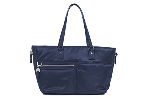 Danzo Diaper Bags Marissa, Navy with Grey Interior