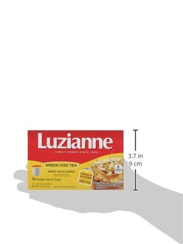 how to make luzianne iced tea