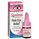 Similasan Pink Eye Relief Sterile Eye Drops 0.33 fl oz