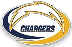 San Diego Chargers Window Decal