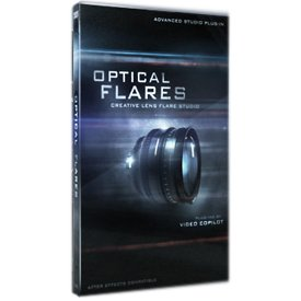 Optical flare plugin after effects