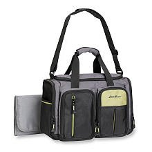 eddie bauer diaper bag belmont designer nappy bags. Black Bedroom Furniture Sets. Home Design Ideas