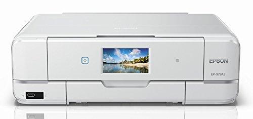 EPSON エプソン プリンター インクジェット複合機 カラリオ EP-979A3 A3対応 6色高画質
