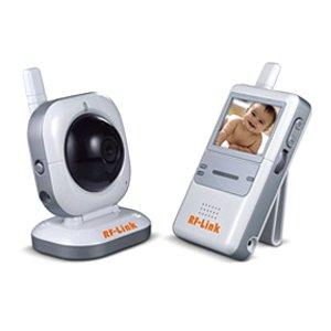 Rf-Link Abm-4161 Digtal Handheld Surveillance Monitor Color front-68423