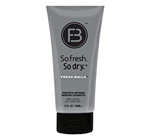 Fresh Balls The Solution For Men - 5 oz