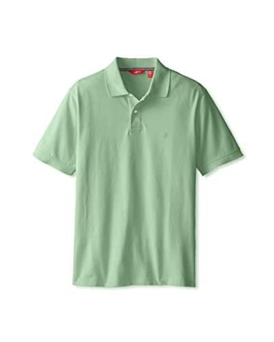 IZOD Men's Short Sleeve Heritage Polo