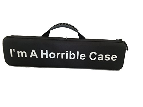 I'm A Horrible Case X-Large Hard Case for Cards Against Humanity Card Game holds up 1700 cards