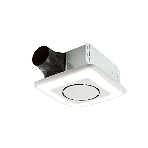 InVent Series 110 CFM Ceiling Exhaust Bath Fan with Light and Soft Surround LED Technology, ENERGY STAR (Led Exhaust Fan compare prices)