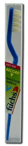 fuchs-record-v-toothbrush-hard-pieces-10-per-case
