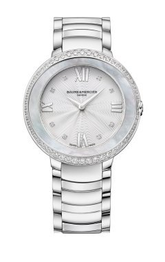 baume-and-mercier-promesse-silver-dial-stainless-steel-ladies-watch-10199