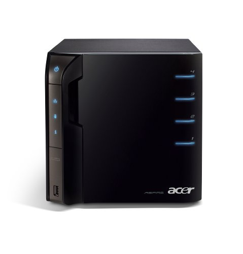 Acer Aspire easyStore AH342-U2T2H Home Server (Frowning)