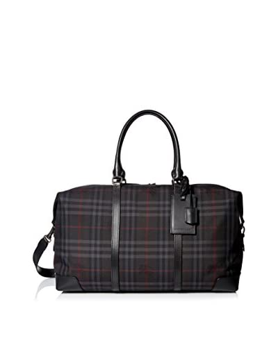 Burberry Men's Tote Bag, Charcoal/Black