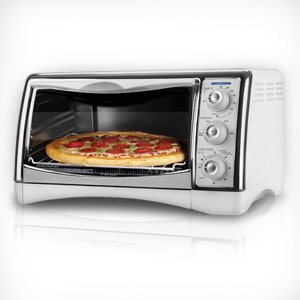 Countertop Oven Sale : Black & Decker CTO4300W Perfect Broil Countertop Oven Sale - CG-01