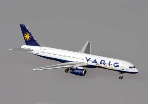 Phoenix Varig 757-200 1/400 REG#PP-VTQ
