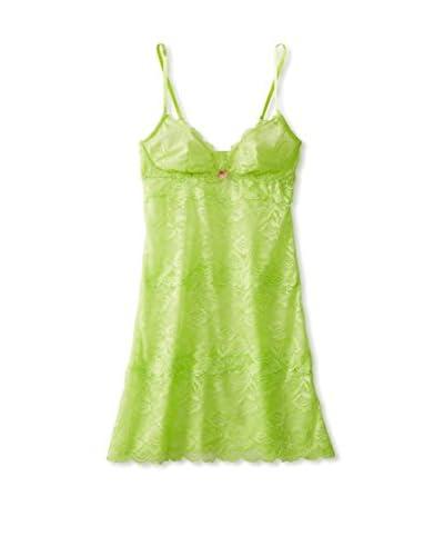Blush Women's Sweetest Sin Chemise  [Lime Sorbet]