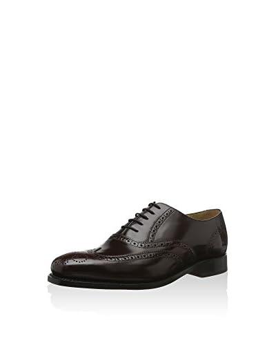 BARKER SHOES Zapatos Oxford Burdeos