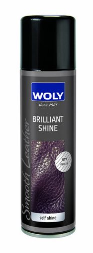 Woly Woly Brilliant Shine Shoe Treatment And Polish Neutral 250 Ml (Beige\/Sand\/Tan)