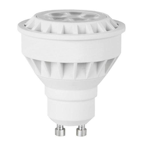 Utilitech Pro8.5 8.5 -Watt (50 W) Bulb Shape Gu10 Pin Base Base Warm White (3000 Kelvins K) Led Light Bulb