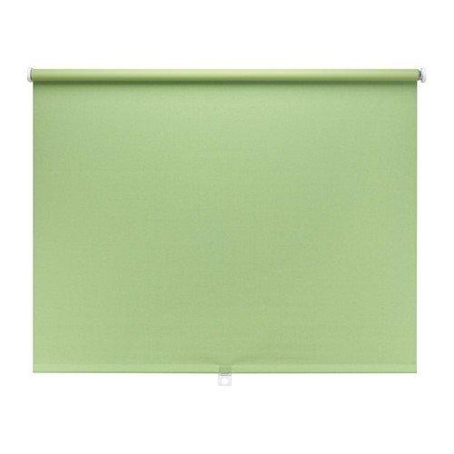 ikea-diskodans-verdunklungsrollo-in-grun-160x195cm