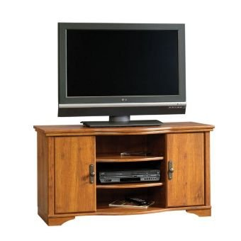 Black Friday Sauder Harvest Mill TV Stand Sale