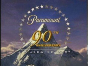 Paramount 90th Anniversary 550 Piece Jigsaw Puzzle