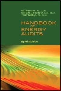 Handbook of Energy Audits, Eighth Edition