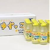 株式会社JAアグリ島根 夏の贈り物 ゆずっこ 180ml×24本